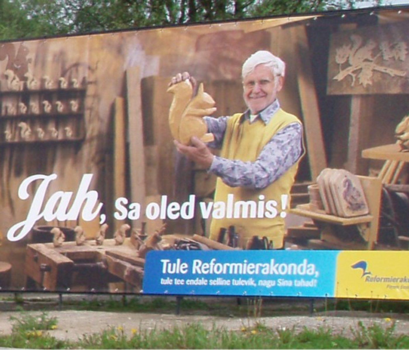 Reklaamhaagised